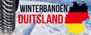 Winterbanden in Duitsland